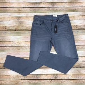 Ana • Jeggings Washed Grey Size 31/12